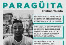 Cristian Toledo Cuarta Jornada Juicio