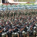 Gendarmeria Bullrich Mar del Plata