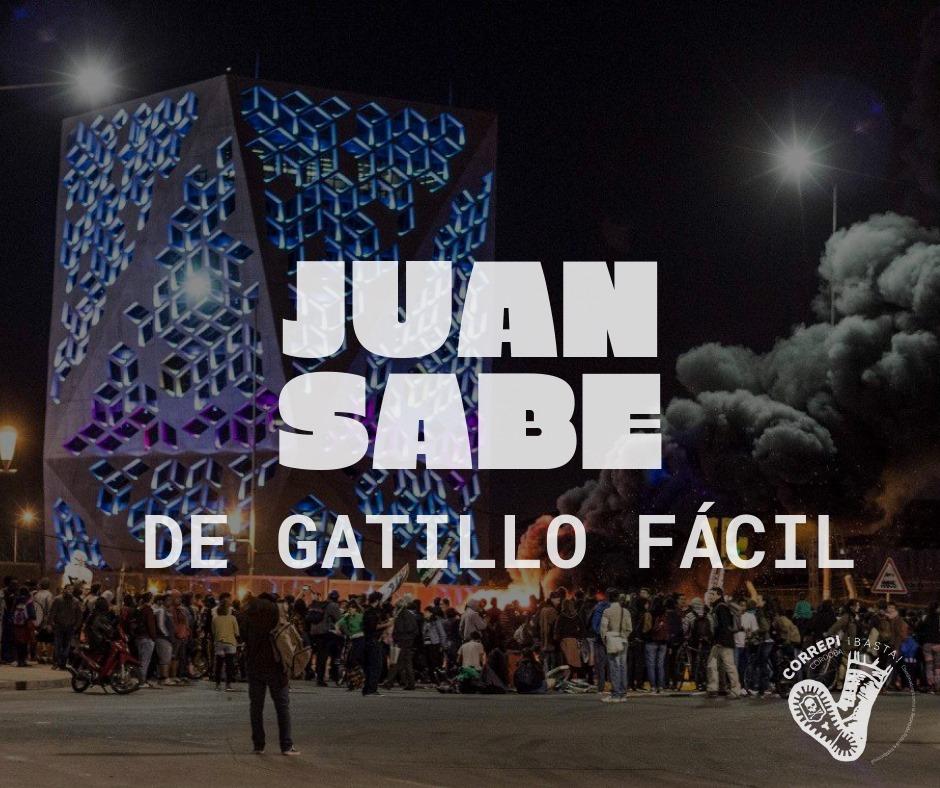 Juan sabe Gatillo Fácil