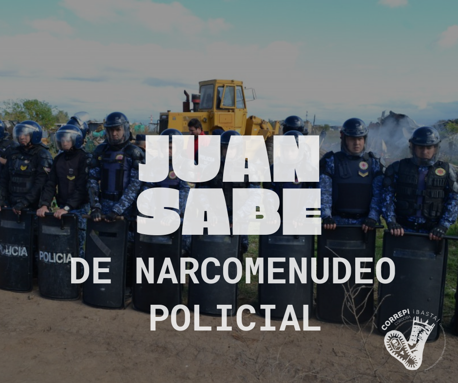 Juan sabe Narcomenudeo