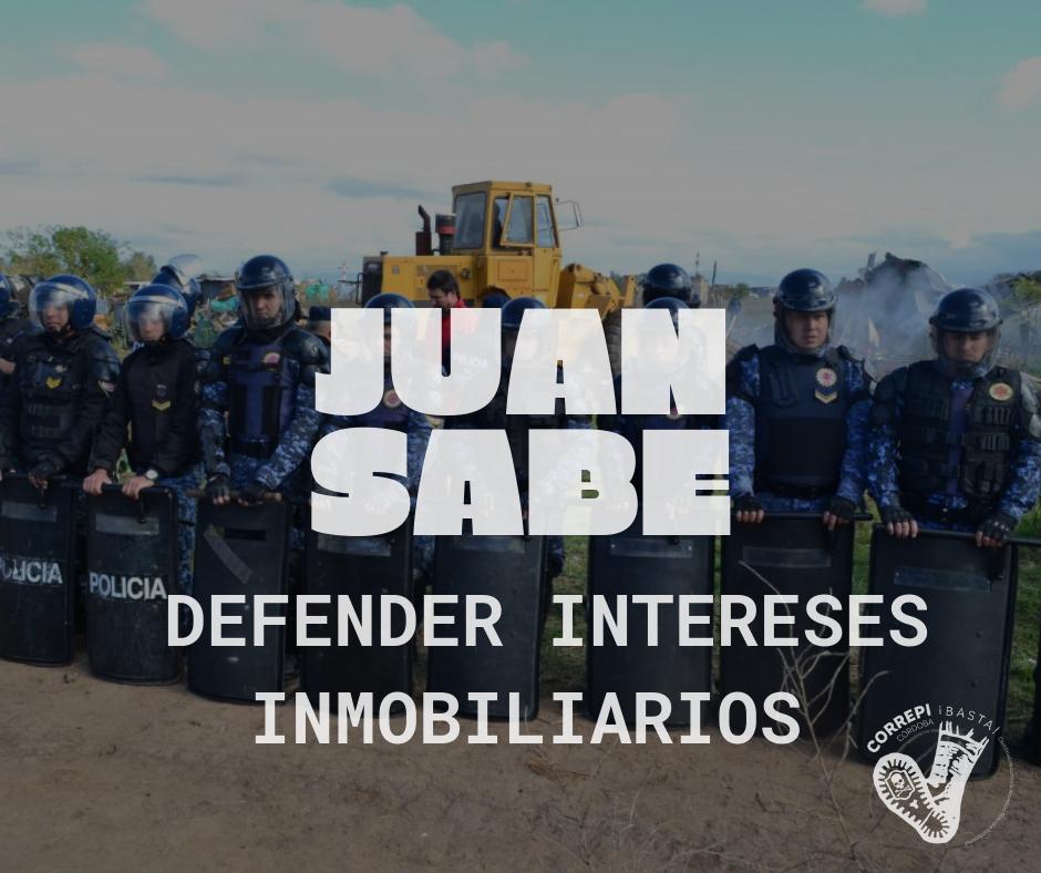Juan sabe defender